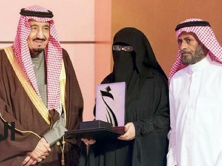 عائشة الشبيلي ليست مجرد امرأة!