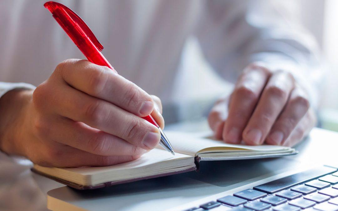 خاطرة اليوم: فضل التدوين